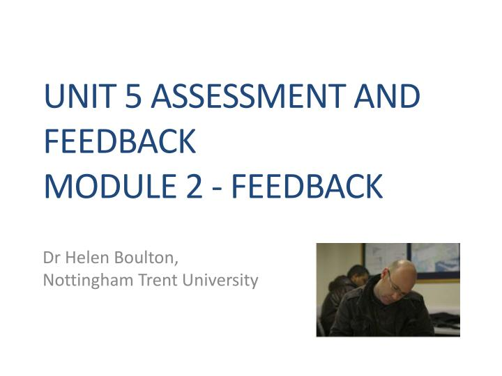 unit 5 assessment and feedback module 2 feedback n.