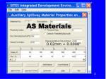 as materials