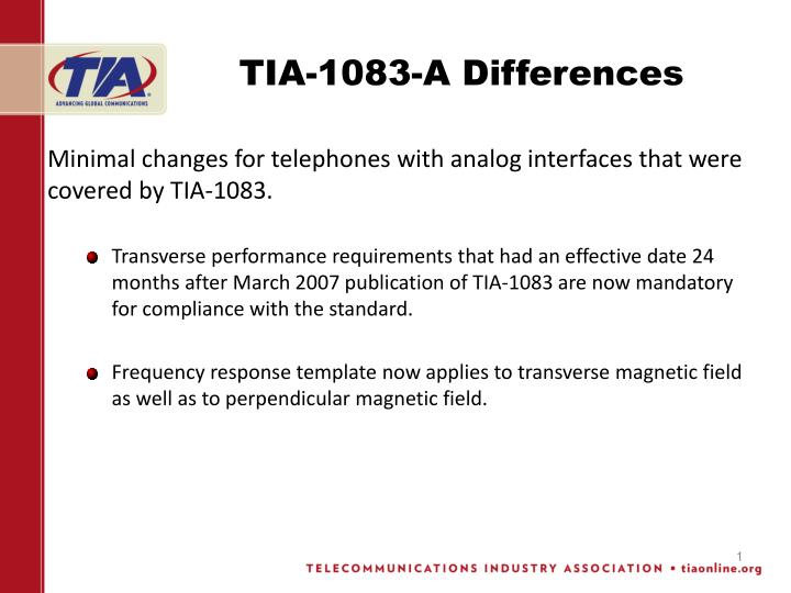 tia 1083 a differences n.