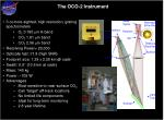 the oco 2 instrument