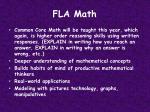 fla math