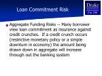 loan commitment risk1
