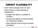 credit flexibility3