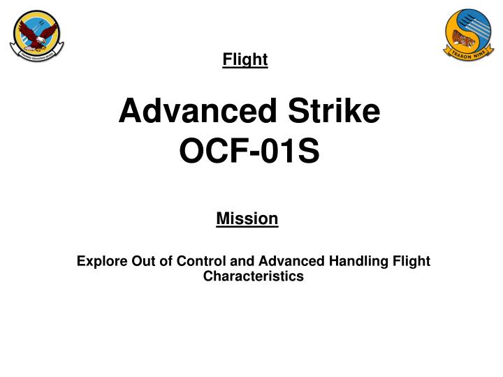 advanced strike ocf 01s n.
