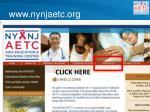 www nynjaetc org1