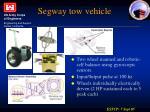 segway tow vehicle