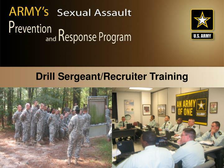 sexual assault army powerpoint