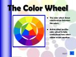 the color wheel1