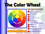 the color wheel2