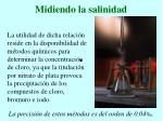 midiendo la salinidad1