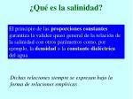 qu es la salinidad8
