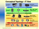 conceptual topology it view1