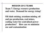 mission 2012 teams6