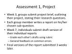 assessment 1 project1