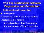 12 4 the relationship between regression and correlation