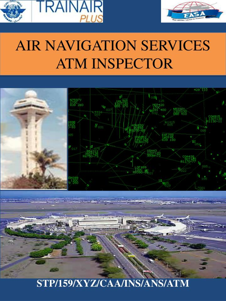 air navigation services atm inspector n.