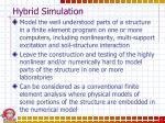 hybrid simulation1