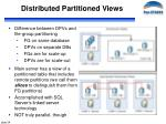 distributed partitioned views