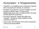 humoralism 4 temperaments10