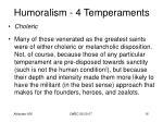 humoralism 4 temperaments14