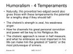 humoralism 4 temperaments15