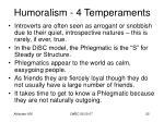 humoralism 4 temperaments23