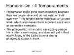 humoralism 4 temperaments24