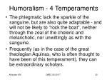 humoralism 4 temperaments28