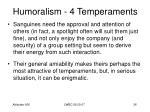 humoralism 4 temperaments34