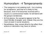 humoralism 4 temperaments36