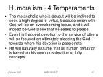 humoralism 4 temperaments44