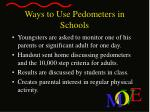 ways to use pedometers in schools1