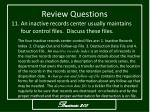 review questions12