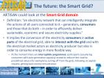 the future the smart grid