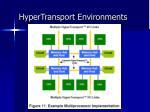 hypertransport environments
