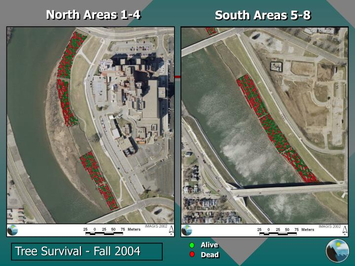 North Areas 1-4