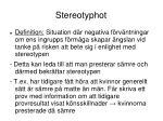 stereotyphot