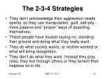 the 2 3 4 strategies1