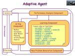 adaptive agent