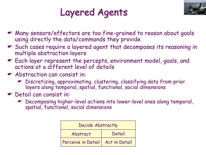 Layered Agents