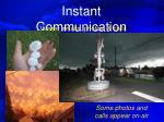 instant communication1