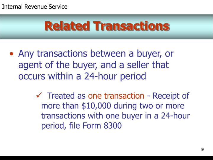 Related Transactions