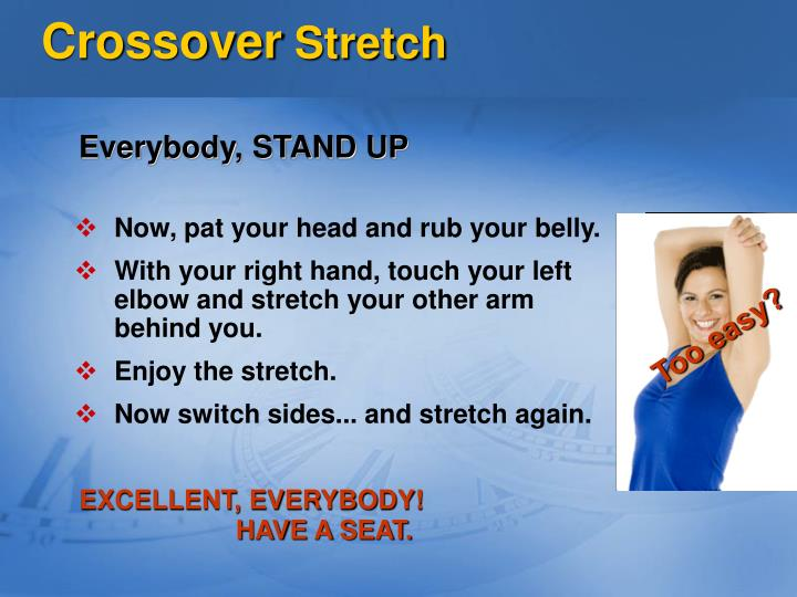 crossover stretch n.