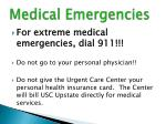 medical emergencies2