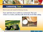 l task 7