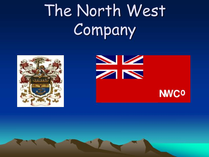 the north west company n.
