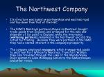 the northwest company1