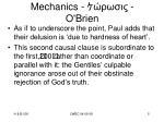 mechanics o brien2