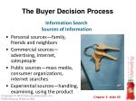 the buyer decision process5