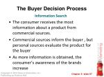 the buyer decision process6